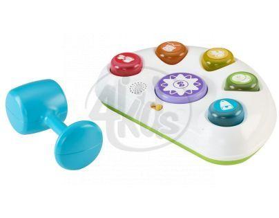 Fisher Price hrající světelné kolíčky (CDC12)