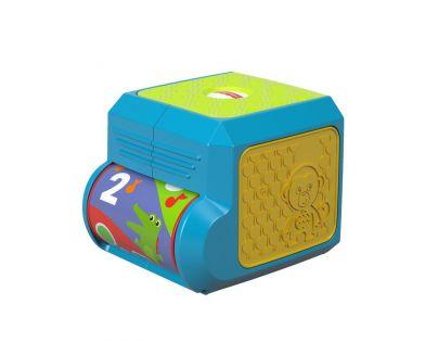 Fisher Price Hudební krabička s překvapením