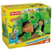 FISHER PRICE Y5919 Imaginext Dračí hrad - obr 5