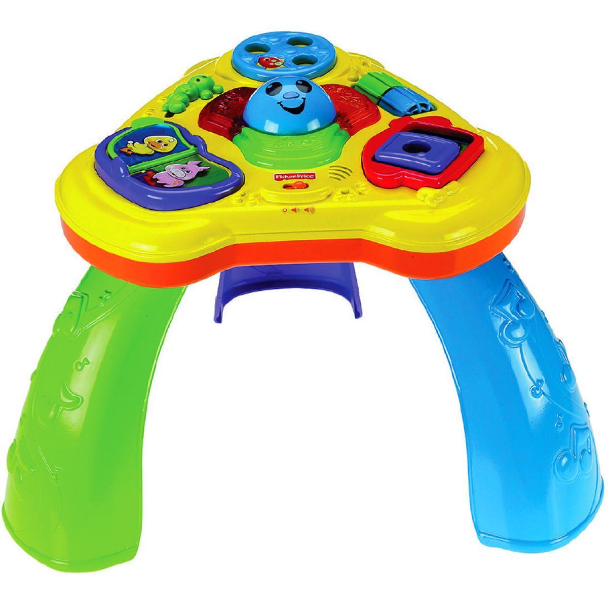 Fisher Price Y3491 Interaktivní stolek