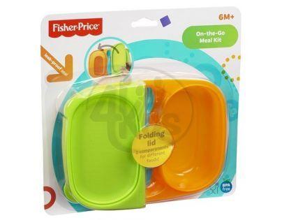 Fisher Price Baby Gear jídelní souprava na cesty (Fisher Price Y6537)