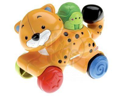 Fisher Price Jezdící zvířátko - Gepard