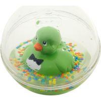Fisher Price kachnička v kouli DVH21 Zelená