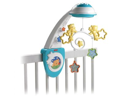 Fisher Price Y3635 - Kolotoč s hvězdami