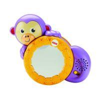 Fisher Price Kutálející se opička se zvuky