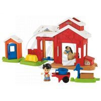 Little People Koňská stáj (Fisher Price Y8195_BFT86)