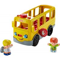Fisher Price Little People školní autobus GXR97
