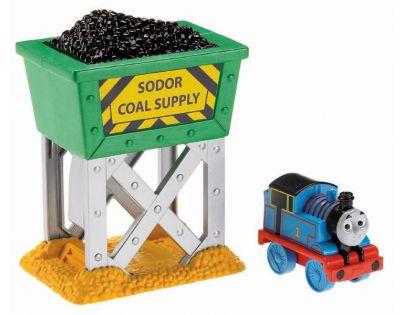 Fisher Price Mašinka Tomáš Násypka uhlí