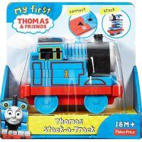 Fisher Price Mašinka Tomáš Skládací Tomášek - Modrá DMP94 5