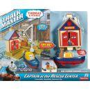 Fisher Price Mašinka Tomáš TrackMaster Trať se záchrannou stanici - Captain At The Rescue Centre 5