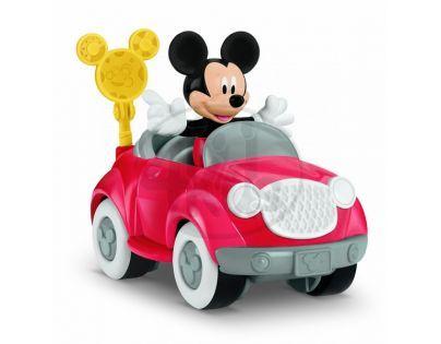 Fisher Price Disney Mickey dopravní prostředky - Mickeyho auto