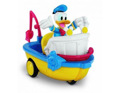 Fisher Price Disney Mickey dopravní prostředky - Donaldova loď