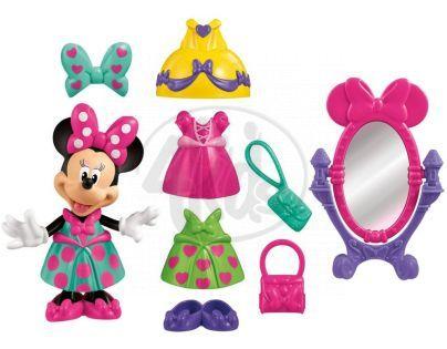 Fisher Price Minnie plesové šaty a doplňky - Minnie