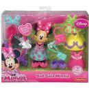 Fisher Price Minnie plesové šaty a doplňky - Minnie 3