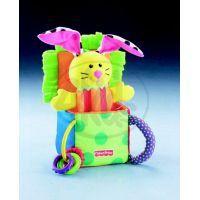 Fisher Price Měkký zajíček mazlíček Mattel J0352