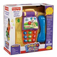 Fisher Price T1632 - Mluvící tahací telefon 4