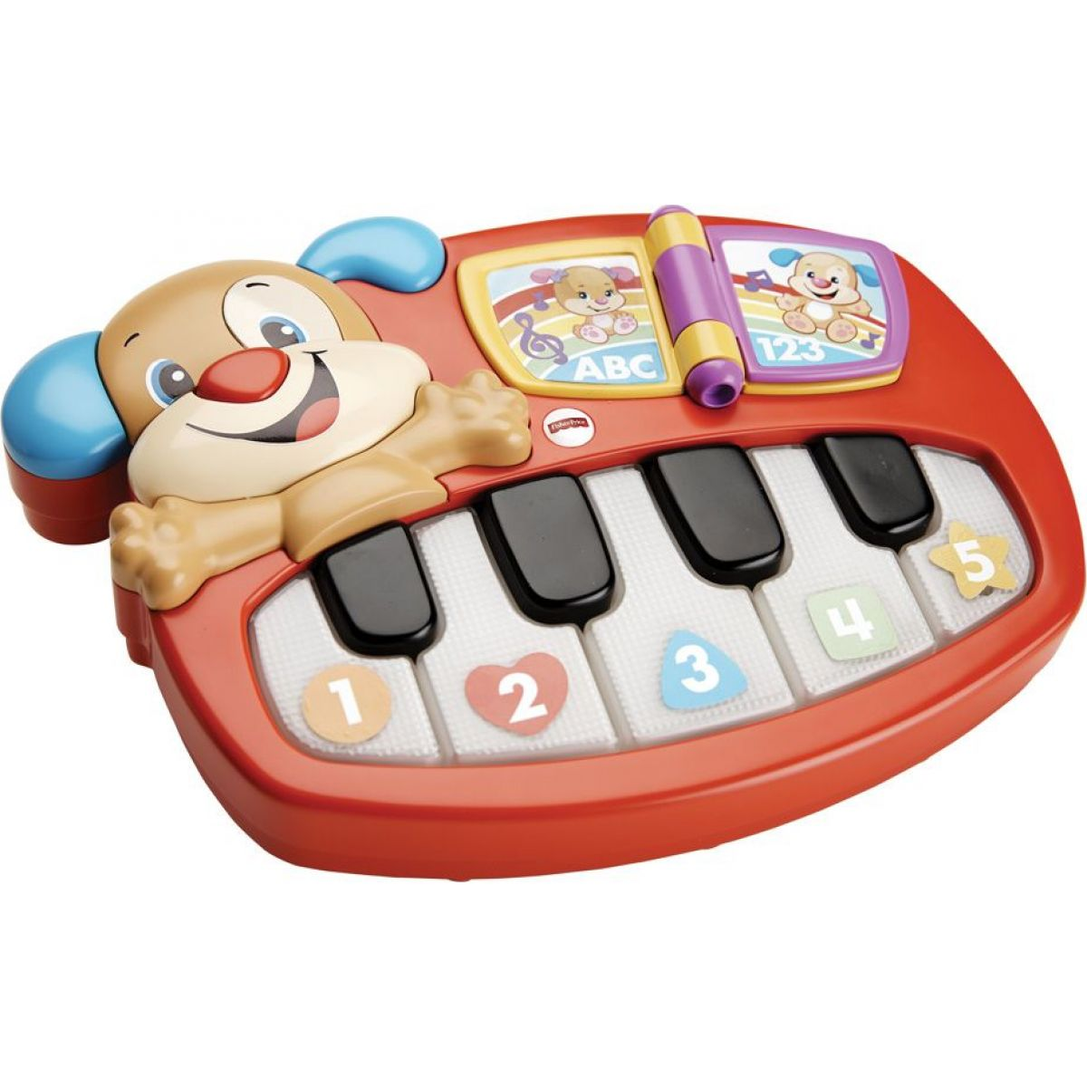 Fisher Price Pejskovo piáno