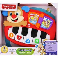 Fisher Price Pejskovo piáno 2