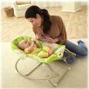 Fisher Price Baby Gear sedátko od miminka po batole rainforest (Fisher Price CBF52) 2