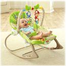 Fisher Price Baby Gear sedátko od miminka po batole rainforest (Fisher Price CBF52) 3