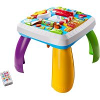 Fisher Price Smart Stages Pejskův stoleček EN