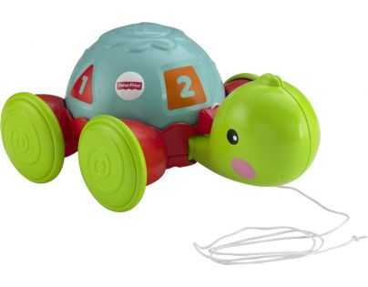 Fisher Price   Tahací želvička - Y8652