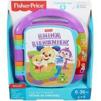 Fisher Price Učíme se říkanky SK