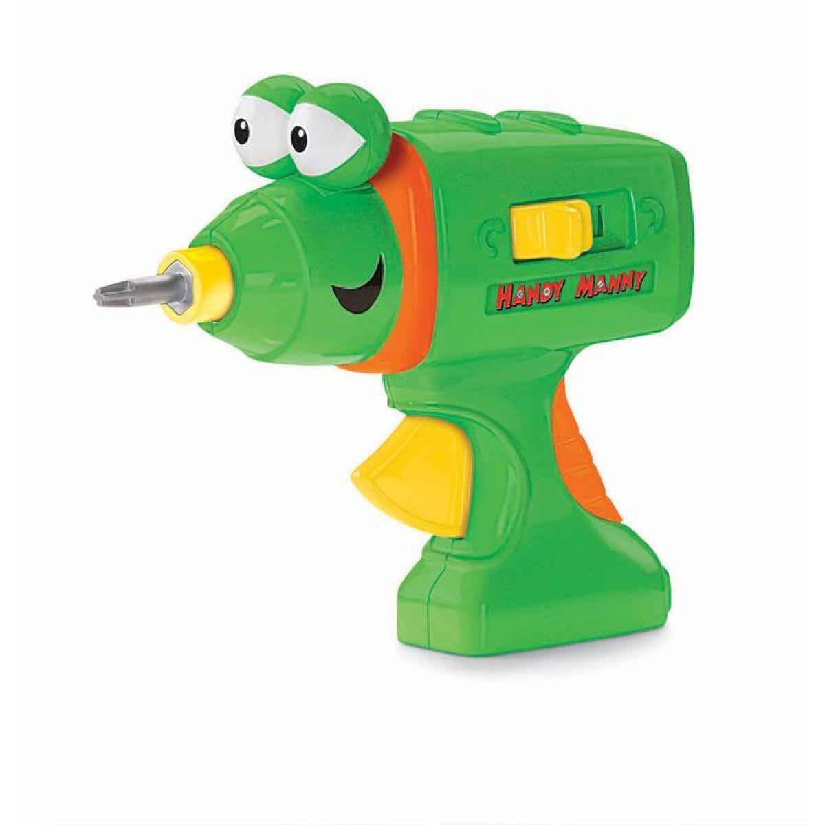 Fisher Price V4501 - Handy Manny Mluvící elektrický šroubovák
