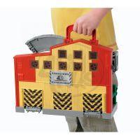 Fisher Price - Take-n-Play - Kufřík s vláčkodráhou DIESELWORKS V7638 4