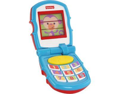 Fisher Price Y6979 - Otvírací telefon