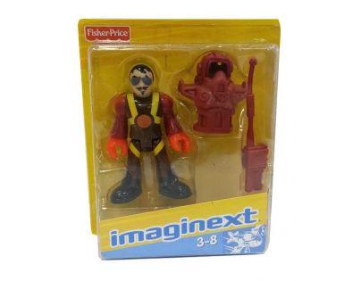 Fisher Price Imaginext kolekce figurek - V5931 Pilot