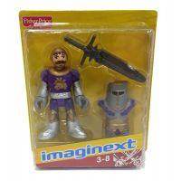 Fisher Price Imaginext kolekce figurek - W9616 Gladiátor 5