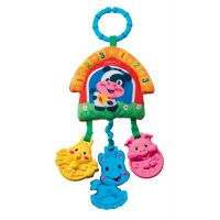 Fisher Price závěsná hračka Zvířátka z farmy