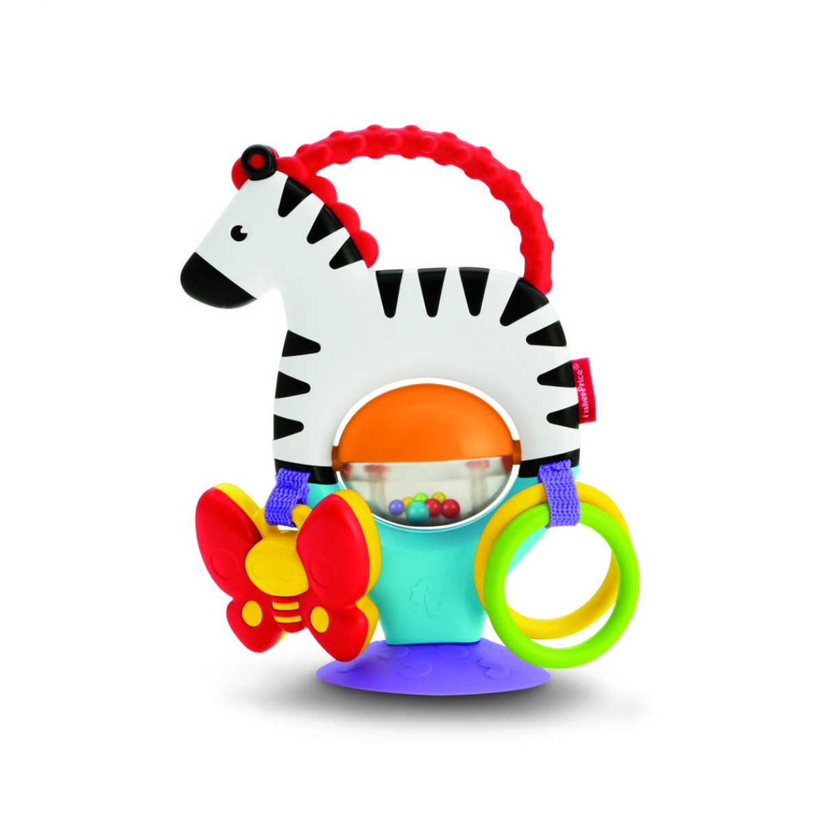 Fisher Price Zebra s aktivitami