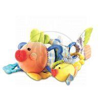 Fisher Price C0117 - Zlatá rybka na kočárek