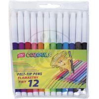 EAsyoffice Fixy EasyColours 12 barev