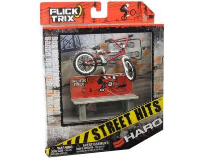 Flick Trix kolo s překážkou - Bus Bench