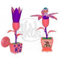EPLine EP01616 - Flóra Magica květináč růžový