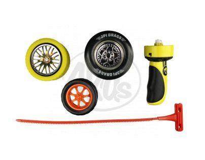 Fly Wheels 3-pack - žlutý startér