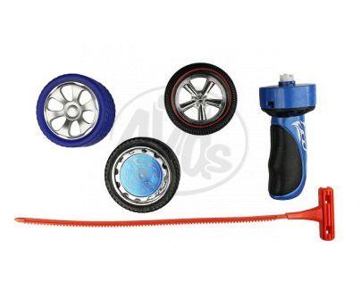 Fly Wheels 3-pack - modrý startér