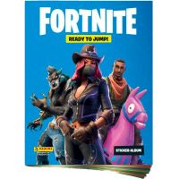 Panini Fortnite album