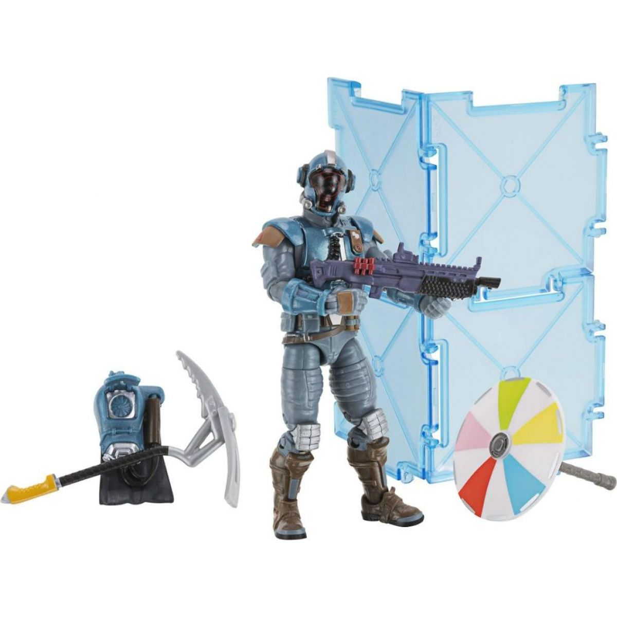 TM Toys Fortnite sada s figurkou 11 cm The Visistor