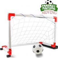 Fotbalová branka se zvuky