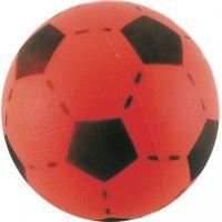 Frabar soft míč fotbal 20 cm Červený