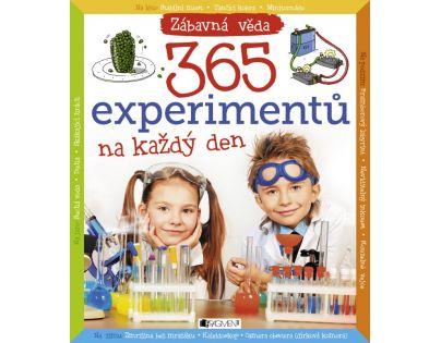 Fragment 365 experimentů na každý den