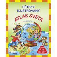 Fragment Dětský ilustrovaný Atlas Světa