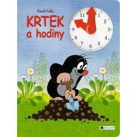 Fragment Krtek a hodiny