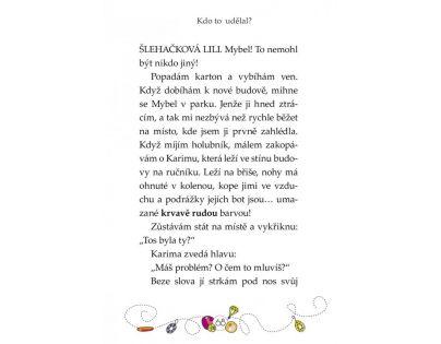 Fragment  Lili Módní návrhářka: Moje školní trable