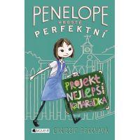 Fragment Penelope prostě perfektní Projektem Nejlepší kamarádka Kniha pro holky