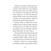 Fragment Penelope prostě perfektní Projektem Nejlepší kamarádka Kniha pro holky 2